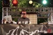 Brückenfestival 2016 - Texta - DJ Dan I