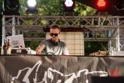 Brückenfestival 2016 - Texta - DJ Dan III