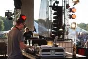 Brückenfestival 2016 - Texta - DJ Dan II