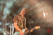 Brückenfestival 2016 - The Yoohoos - Eggnog III
