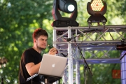 Brückenfestival 2016 - Leak - Timo II