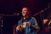 Hirsch Monsters of Liedermaching 2016 - Peer Jensen II