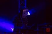 E-Werk Puls Festival 2016 - C.O.W. 牛 - Drums I