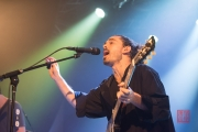 E-Werk Puls Festival 2016 - Local Natives - Taylor Rice I
