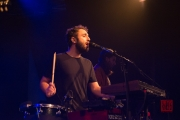 E-Werk Puls Festival 2016 - Local Natives - Kelcey Ayer I