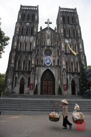 Hanoi 2016 - Church