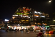 Hanoi 2016 - Highlands Coffee