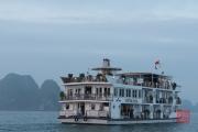 Halong Bay 2016 - Cruise ship