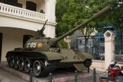 Hanoi 2016 - Military Museum - Tank 985