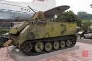 Hanoi 2016 - Military Museum - Small tank