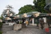 Hanoi 2016 - Military Museum - US Jet