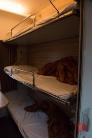 Vietnam 2016 - Train - Sleep Cabin