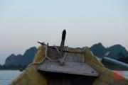 Phong Nha 2016 - Boat & Anker