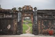 Hue 2016 - Old gate