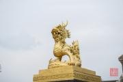 Hue 2016 - Dragon sculpture