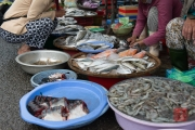 Hue 2016 - Market - Fish