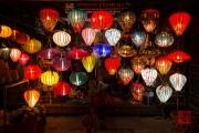 Hoi An 2016 - Lanterns by night