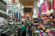 Saigon 2016 - Market - Cloths