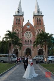 Saigon 2016 - Wedding couple