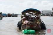 Vietnam 2016 - Fruit boat