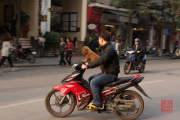 Hanoi 2016 - Motorcycle - Dog