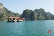 Halong Bay 2016 - Floating houses