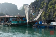 Halong Bay 2016 - Fisherboat
