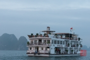 Halong Bay 2016 - Cruise ship