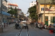 Hanoi 2016 - Train tracks II