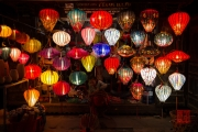 Hoi An 2016 - Lanterns by night