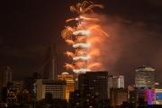 Taiwan 2016 Fireworks V