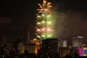 Taiwan 2016 Fireworks VII