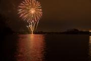 Nuremberg Spring Fireworks 2017 - Gold III