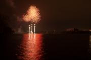 Nuremberg Spring Fireworks 2017 - Orange