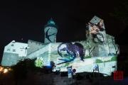 Blaue Nacht 2017 - Mit Rosenfingern erwacht III