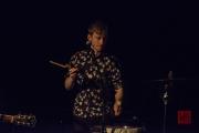 Unter einem Dach 2017 - Linda Rum - Percussions II