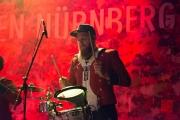 Bardentreffen 2017 - Meute - Drums 1 I