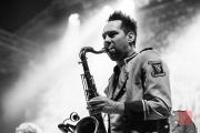 Bardentreffen 2017 - Meute - Saxophone 1 I