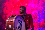 Bardentreffen 2017 - Meute - Drums 3 II