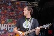 Bardentreffen 2017 - Soweto Soul - Guitar I