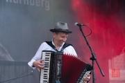Bardentreffen 2017 - Lüül & Band - Accordion I