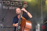 Bardentreffen 2017 - Lüül & Band - Bass II