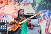 Bardentreffen 2017 - Meta and the Cornerstones - Bass I
