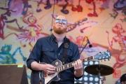 Bardentreffen 2017 - Meta and the Cornerstones - Guitar