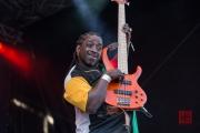 Bardentreffen 2017 - Meta and the Cornerstones - Bass III