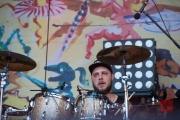 Bardentreffen 2017 - Meta and the Cornerstones - Drums II