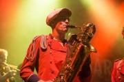 Bardentreffen 2017 - Meute - Saxophone 2 I