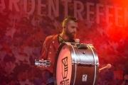Bardentreffen 2017 - Meute - Drums 3 I