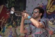Bardentreffen 2017 - Bixiga 70 - Trumpet I