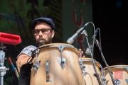 Bardentreffen 2017 - Bixiga 70 - Percussions 2 I